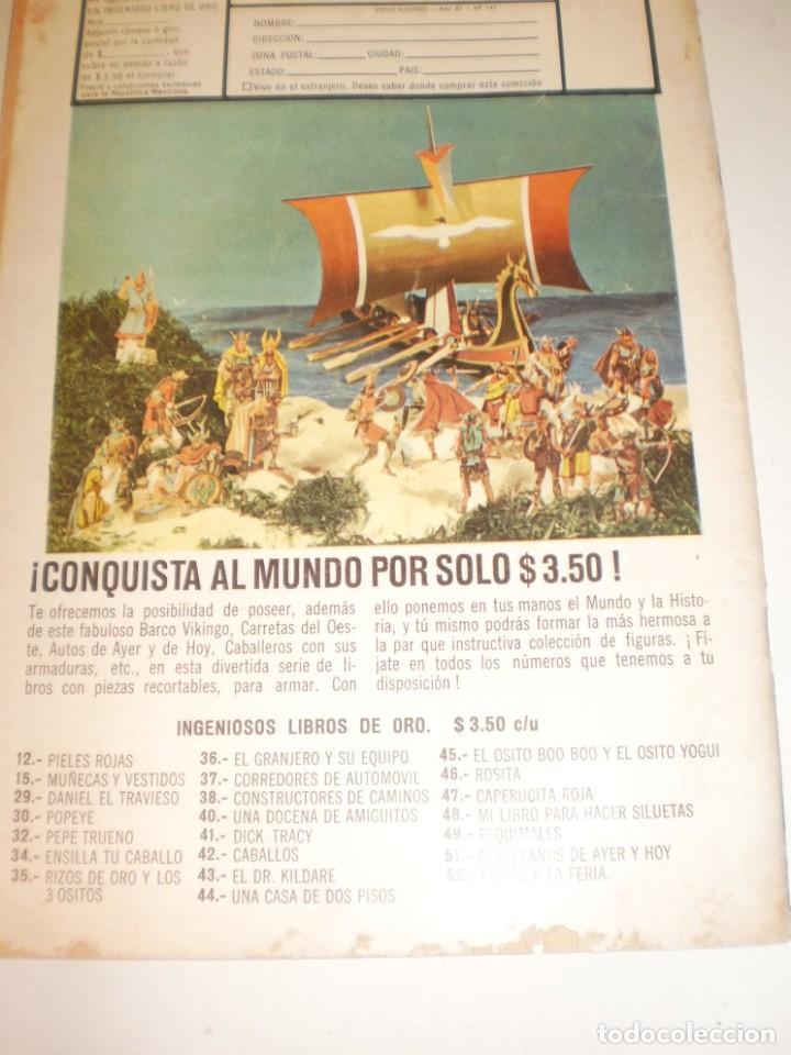 Tebeos: vidas ilustres. eiffel. 1966 editorial novaro - Foto 2 - 160537182