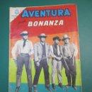 Tebeos: AVENTURA (1954, SEA / NOVARO) 371 · 16-II-1965 · BONANZA. Lote 160545866