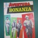 Tebeos: AVENTURA (1954, SEA / NOVARO) 377 · 30-III-1965 · BONANZA. Lote 160545894