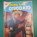 Tebeos: DOMINGOS ALEGRES (1954, SEA / NOVARO) 315 · 10-IV-1960 · DOMINGOS ALEGRES PRESENTA: CISCO KID. Lote 160546142