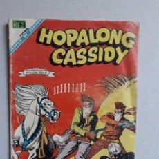 Tebeos: HOPALONG CASSIDY N° 157 - ORIGINAL EDITORIAL NOVARO. Lote 160563750