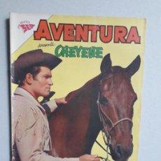 Tebeos: AVENTURA N° 233 - CHEYENE - ORIGINAL EDITORIAL NOVARO. Lote 160567618