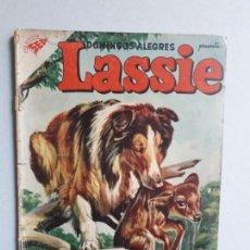 Tebeos - Domingos alegres n° 176 - Lassie - original editorial Novaro - 160569558