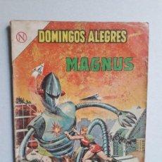 Tebeos: DOMINGOS ALEGRES N° 526 - MAGNUS - ORIGINAL EDITORIAL NOVARO. Lote 160572506