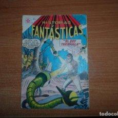 Tebeos: HISTORIAS FANTASTICAS Nº 30 EDITORIAL NOVARO. Lote 160582494