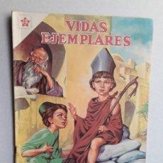 Tebeos: VIDAS EJEMPLARES N° 84 - ORIGINAL EDITORIAL NOVARO. Lote 160626366