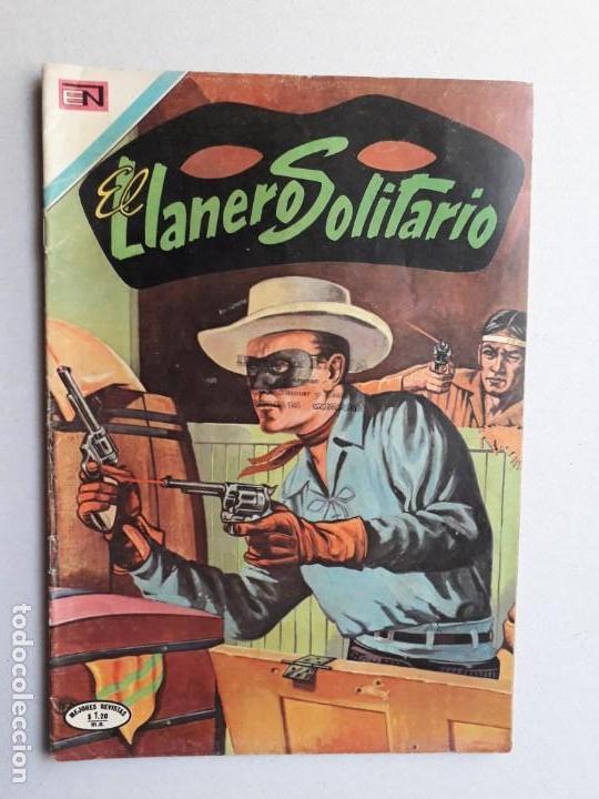 EL LLANERO SOLITAIRO N° 247 - ORIGINAL EDITORIAL NOVARO (Tebeos y Comics - Novaro - El Llanero Solitario)