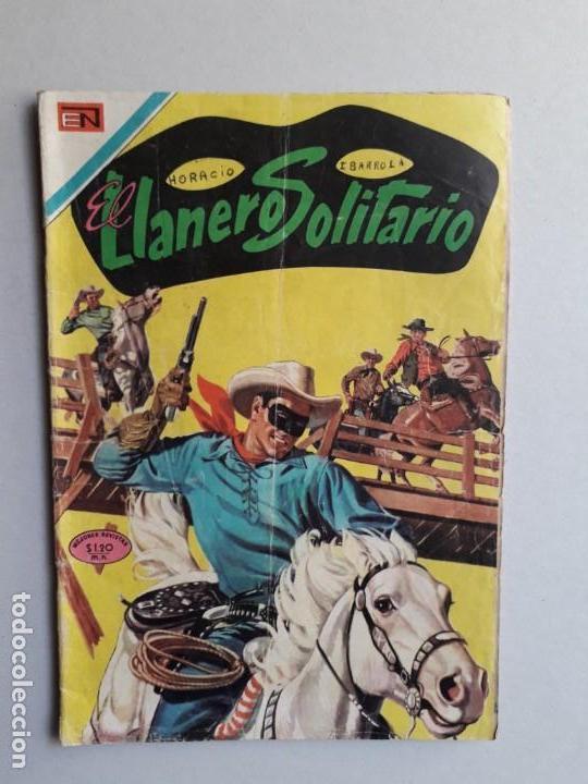 EL LLANERO SOLITARIO N° 213 - ORIGINAL EDITORIAL NOVARO (Tebeos y Comics - Novaro - El Llanero Solitario)