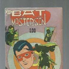 Tebeos: BAT MASTERSON 12, 1960, ENS, BUEN ESTADO. COLECCIÓN A.T.. Lote 160950598