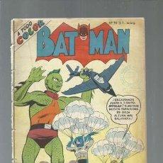 Tebeos: BATMAN 70, MUCHNIK EDITORES, ENCUADERNACIÓN. COLECCIÓN A.T.. Lote 160954738