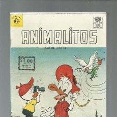 Tebeos: ANIMALITOS 42, 1960, SOL, MUY BUEN ESTADO. COLECCIÓN A.T.. Lote 161011570