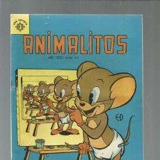 Tebeos: ANIMALITOS 44, 1961, SOL, MUY BUEN ESTADO. COLECCIÓN A.T.. Lote 161011786
