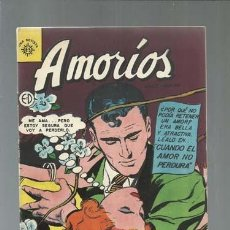 Tebeos: AMORIOS 82, 1962, SOL, BUEN ESTADO. COLECCIÓN A.T.. Lote 161012198
