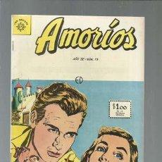 Tebeos: AMORÍOS 73, 1961, LA PRENSA, MUY BUEN ESTADO. COLECCIÓN A.T.. Lote 161012630