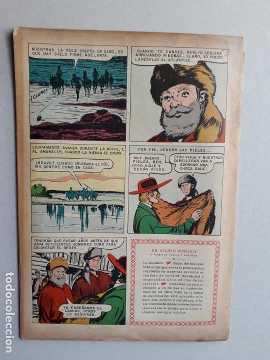 Tebeos: Domingos alegres n° 143 - Colosos de la montaña - original editorial Novaro - Foto 3 - 161078330