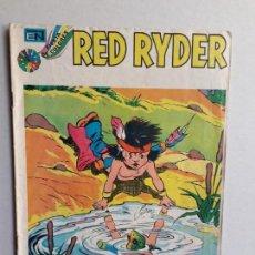 Tebeos: RED RYDER N° 322 - ORIGINAL EDITORIAL - NOVARO. Lote 161079310
