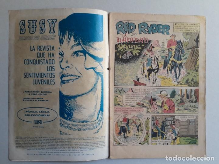 Tebeos: Red Ryder n° 268 - original editorial Novaro - Foto 2 - 161079554