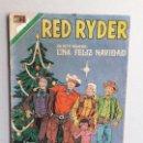 Tebeos: RED RYDER N° 242 - ORIGINAL EDITORIAL NOVARO. Lote 161079842