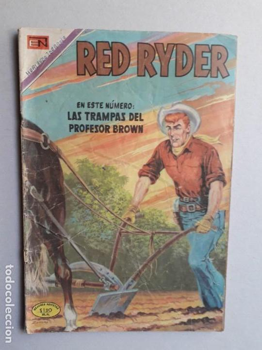 RED RYDER N° 230 - ORIGINAL EDITORIAL NOVARO (Tebeos y Comics - Novaro - Red Ryder)