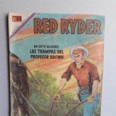 Tebeos: RED RYDER N° 230 - ORIGINAL EDITORIAL NOVARO. Lote 161080046