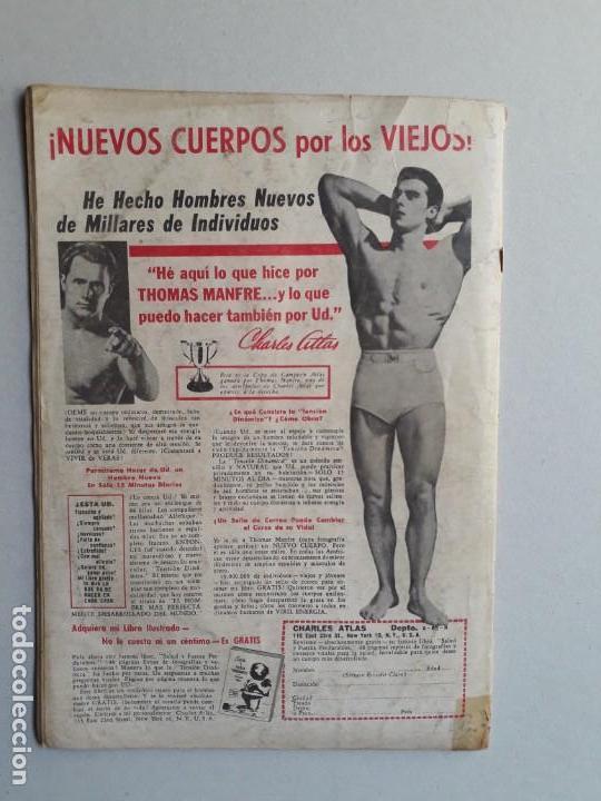 Tebeos: Red Ryder n° 120 (Aventura en África) - original editorial Novaro - Foto 3 - 161080494