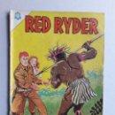 Tebeos: RED RYDER N° 120 (AVENTURA EN ÁFRICA) - ORIGINAL EDITORIAL NOVARO. Lote 161080494
