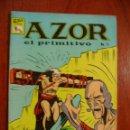 Tebeos: AZOR EL PRIMITIVO N° 15 - ORIGINAL EDITORIAL LA PRENSA - NO NOVARO. Lote 161532362