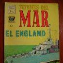 Tebeos: TITANES DEL MAR N° 8 - ORIGINAL EDITORIAL LA PRENSA - NO NOVARO. Lote 161577218