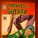 Tebeos: FRENTES DE GUERRA N° 157 - ORIGINAL EDITORIAL LA PRENSA - NO NOVARO. Lote 161577910