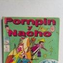 Tebeos: POMPIN Y NACHO N° 2 - ORIGINAL EDITORIAL LA PRENSA - NO NOVARO. Lote 161581198