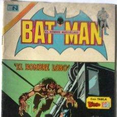 Tebeos: COLECCIONABLE SUPLEMENTO BATMAN N° 765 - 9 DE FEBRERO 1975.. Lote 161604750