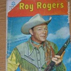 Tebeos: NOVARO ROY ROGERS. Lote 161656346