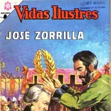Livros de Banda Desenhada: NOVARO (VIDAS ILUSTRES Nº 128). Lote 161888266