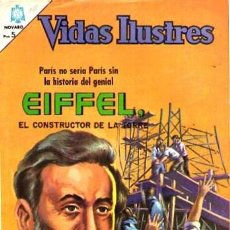 Livros de Banda Desenhada: NOVARO (VIDAS ILUSTRES Nº 141). Lote 161889230