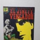 Tebeos: EL JINETE VENGADOR N° 4 - ORIGINAL EDITORIAL LA PRENSA - NO NOVARO. Lote 161902166