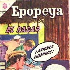 Tebeos: NOVARO (EPOPEYA Nº 87). Lote 161959218