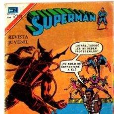Tebeos: NOVARO (SUPERMAN Nº 1111) (AGUILA) VER PORTADA. Lote 162004182