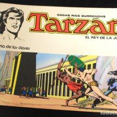 Tebeos: TARZAN. EDGAR RICE BURROUGHS. Nº 1. LA CUNA DE LOS DIOSES. NOVARO, 1976. Lote 162015398