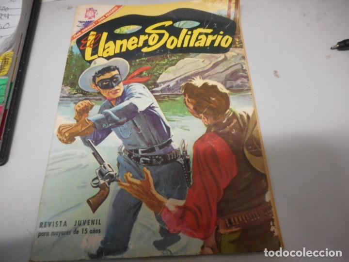 EL LLANERO SOLITARIO (Tebeos y Comics - Novaro - El Llanero Solitario)