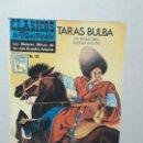 Tebeos: CLÁSICOS ILUSTRADOS N° 120 TARAS BULBA - ORIGINAL EDITORIAL LA PRENSA - NO NOVARO. Lote 162347662