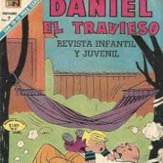 Tebeos: DANIEL EL TRAVIESO EN EDICIONES NOVARO Nº 80 TBO ORIGINAL 1971. Lote 162366146