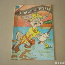 BDs: EL CONEJO DE LA SUERTE Nº 274 - EDITORIAL NOVARO 1967. Lote 162375630