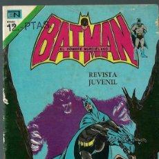 Tebeos: BATMAN - SERIE AGUILA - Nº 787 - LA MONTAÑA FANTASTICA - NOVARO 1975 - BIEN CONSERVADO. Lote 162382190