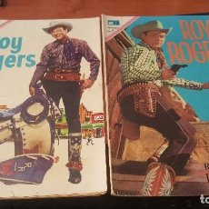 Tebeos: ROY ROGERS, N° 138 Y 219. Lote 162468306