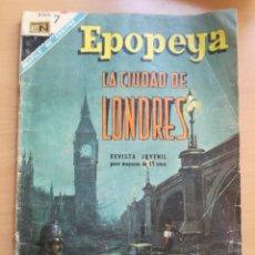 Livros de Banda Desenhada: LA CIUDAD DE LONDRES.. Lote 162570538