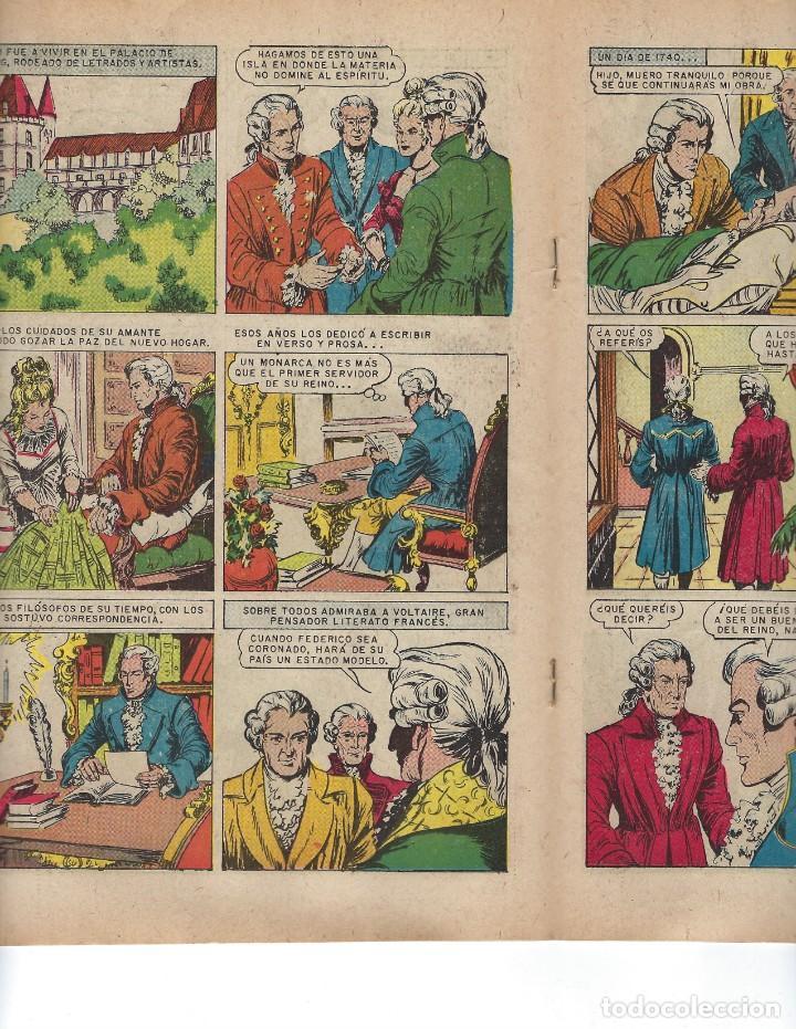 Tebeos: EPOPEYA - AÑO IV - Nº 48, 1º DE MAYO DE 1962 *NOVARO MÉXICO - EDICIONES RECREATIVAS* - Foto 4 - 162906230