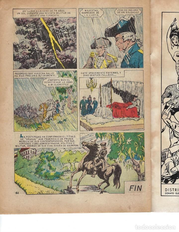 Tebeos: EPOPEYA - AÑO IV - Nº 48, 1º DE MAYO DE 1962 *NOVARO MÉXICO - EDICIONES RECREATIVAS* - Foto 6 - 162906230
