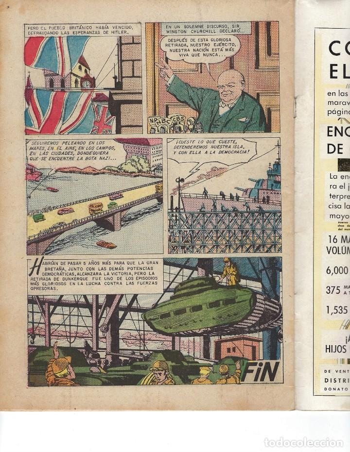 Tebeos: EPOPEYA - AÑO IV - Nº 44, 1º DE ENERO DE 1962 *NOVARO MÉXICO - EDICIONES RECREATIVAS* - Foto 6 - 162906434