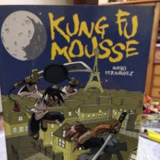 Tebeos: KUNG FU MOUSSE. Lote 163209254