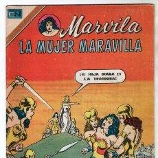 Tebeos: MARVILA # 3-225 NOVARO 1980 WONDER WOMAN CHARLES MOULTON CURT SWAN VINCE COLLETTA MUY BUEN ESTADO. Lote 163429178